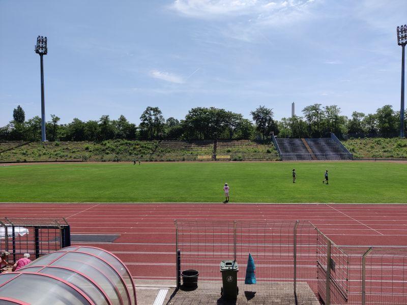 Südweststadion in Ludwigshafen